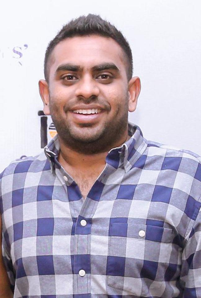 Tishan Dheerasekara